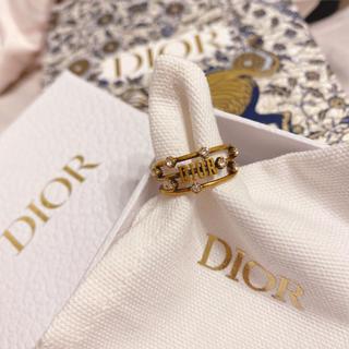 ディオール(Dior)のDior ♡ リング(リング(指輪))
