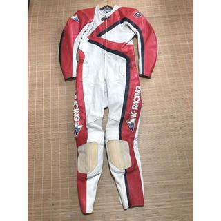 カワサキ(カワサキ)のクシタニ レーシングスーツ  L(装備/装具)