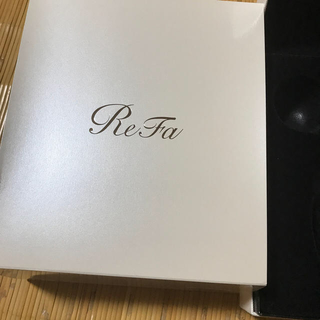 リファ(ReFa)の空箱 ReFaリファカラット サロンモデル(その他)