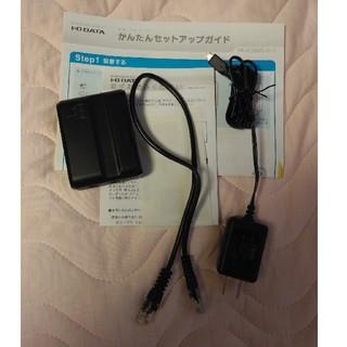 アイオーデータ(IODATA)のI-O DATA 無線ルーター(PC周辺機器)