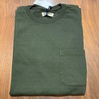 ブリーフィング(BRIEFING)の新品Taylor stitch テイラースティッチTシャツ Lサイズ(Tシャツ/カットソー(半袖/袖なし))