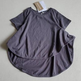 コドモビームス(こどもビームス)の2Y/wolf&rita LUANA - TUNIC GREY(Tシャツ/カットソー)