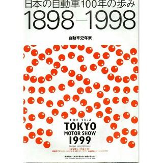第33回東京モーターショー1999年のカタログ