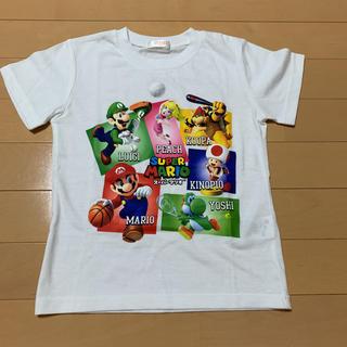 新品 マリオ Tシャツ 120(Tシャツ/カットソー)
