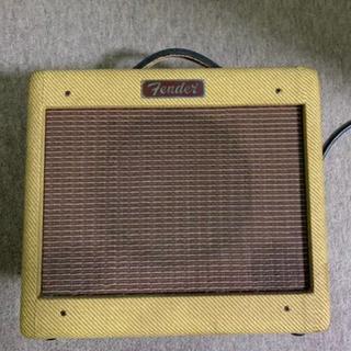 フェンダー(Fender)のFender USA Bronco Amp Tweed 超希少(ギターアンプ)