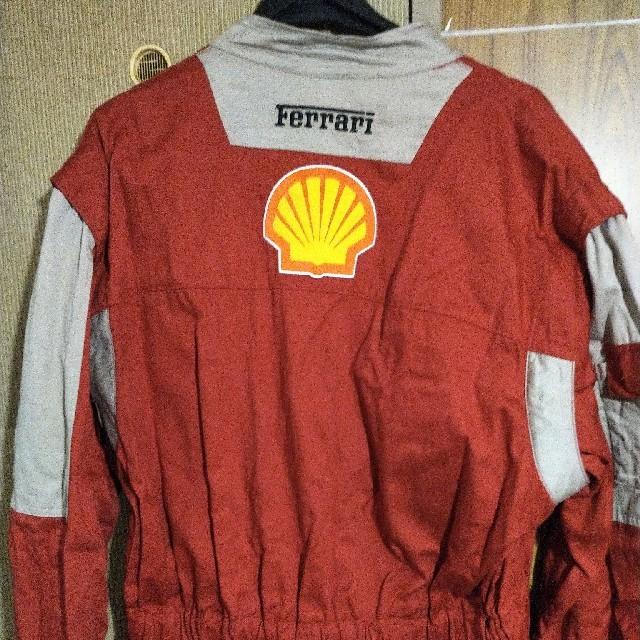 Ferrari(フェラーリ)のフェラーリ純正ファクトリーメカニック用ワークスーツ 自動車/バイクの自動車(その他)の商品写真