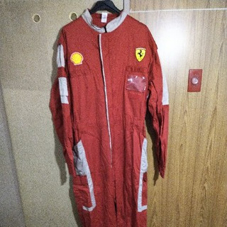 Ferrari - フェラーリ純正ファクトリーメカニック用ワークスーツ