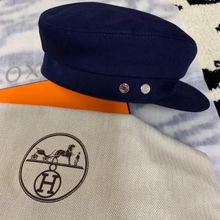 エルメス(Hermes)の新品タグ お値下げ 確実正規品 エルメス キャスケット 56サイズ(キャスケット)
