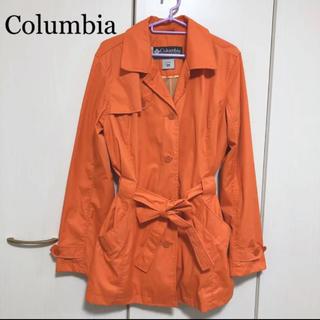 コロンビア(Columbia)のColumbia コロンビア メッシュコート レインコート トレンチ(レインコート)
