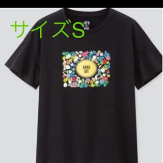 アナスイ(ANNA SUI)のアナスイコラボ ユニクロ TシャツサイズS(Tシャツ(半袖/袖なし))
