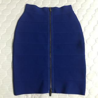 ビーシービージーマックスアズリア(BCBGMAXAZRIA)のbcbg  タイトスカート xxs(ミニスカート)