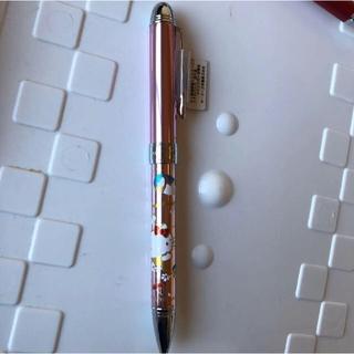 セーラー(Sailor)のセーラー万年筆 HELLOKitty シャーボ 新品 黒赤ボールペン0.5 (ペン/マーカー)