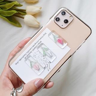 チューリップiPhoneケース iPhoneケース 韓国(スマホケース)