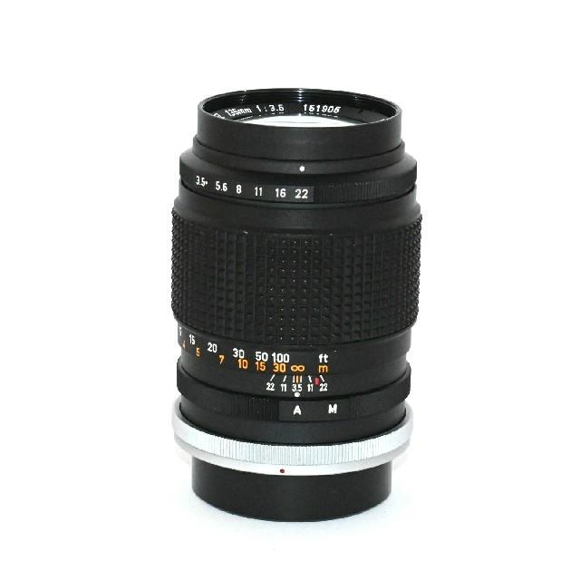 Canon(キヤノン)の【Canon】FL 135mm f3.5♡オールドレンズ スマホ/家電/カメラのカメラ(レンズ(単焦点))の商品写真