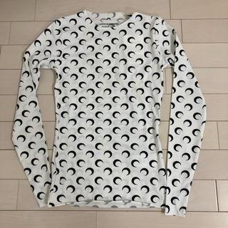 【新品未使用】S MARINE SERRE MOON Tシャツ 白(Tシャツ(長袖/七分))