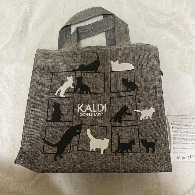 カルディ ネコの日トートバッグ レディースのバッグ(トートバッグ)の商品写真