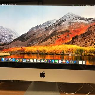 マック(Mac (Apple))のimac 2011 21.5インチ(デスクトップ型PC)