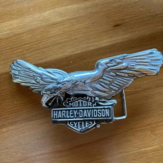 ハーレーダビッドソン(Harley Davidson)のバックル  ベルト ハーレーダビッドソン(ベルト)
