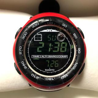 スント(SUUNTO)のSUUNTO スント VECTOR ベクター メンズ腕時計 フィンランド製(腕時計(デジタル))