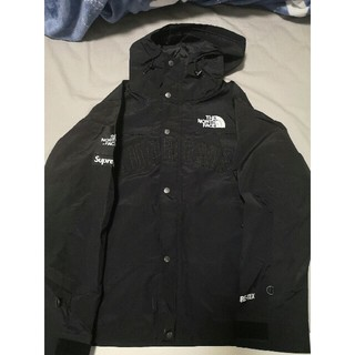 THE NORTH FACE - Supreme TNF Arc Logo Mountain Parka