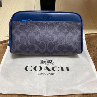 コーチ(COACH)のコーチ セカンドバック クラッチバック(セカンドバッグ/クラッチバッグ)