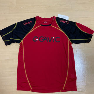 GAVIC ガビック プラクティスシャツ 半袖(ウェア)