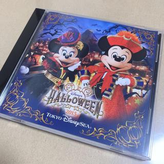 ディズニー(Disney)のディズニーシー ハロウィン CD 2015(その他)