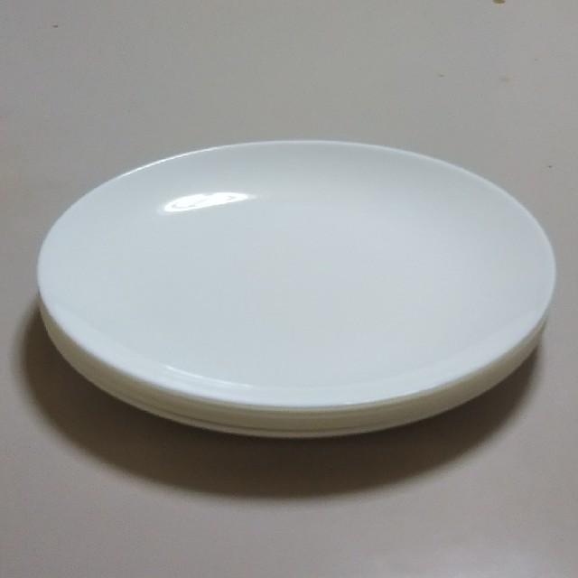 山崎製パン(ヤマザキセイパン)の山崎製パン 白いオーバル皿 5枚セット インテリア/住まい/日用品のキッチン/食器(食器)の商品写真