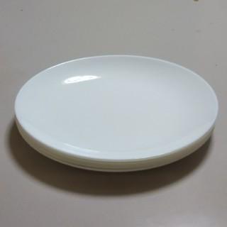 山崎製パン - 山崎製パン 白いオーバル皿 5枚セット