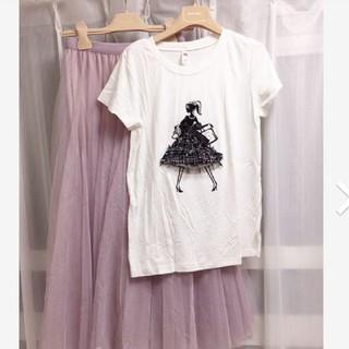 チェスティ(Chesty)の☆新品☆Tシャツ☆ツイード☆(Tシャツ(半袖/袖なし))