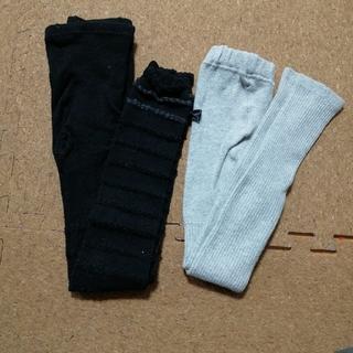 ユニクロ(UNIQLO)のキッズ タイツ 130cm(靴下/タイツ)