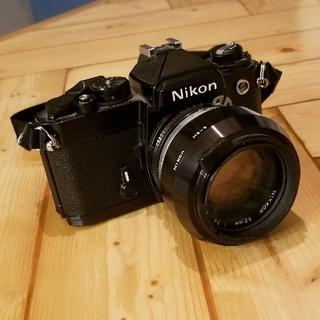 ニコン(Nikon)のNikon FE Body ブラック(フィルムカメラ)