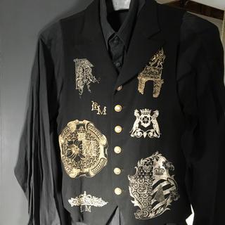 ジャンニヴェルサーチ(Gianni Versace)のLUNAMATTINO(テーラードジャケット)