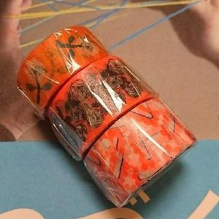 ミナペルホネン(mina perhonen)のミナペルホネンつづく展、マスキングテープ3個セット(テープ/マスキングテープ)