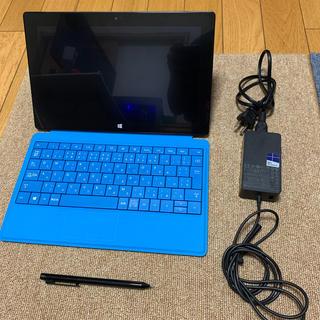 マイクロソフト(Microsoft)のマイクロソフト Surface Pro 256GB タブレット ペン キーボード(ノートPC)