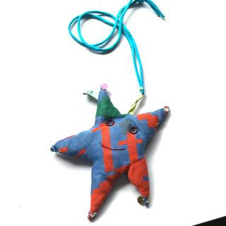 アッシュペーフランス(H.P.FRANCE)のJuana de Arco 星のネックレス(ネックレス)