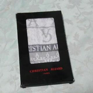 クリスチャンオジャール(CHRISTIAN AUJARD)の「CHRISTIAN AUJARD」ハンドタオル(タオル/バス用品)