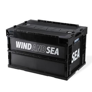 WIND AND SEA CONTAINER BOX コンテナ(その他)