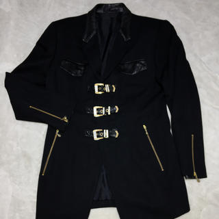 ジャンニヴェルサーチ(Gianni Versace)のLUNA MATTINO(テーラードジャケット)