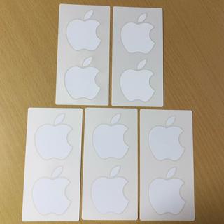 アップル(Apple)のApple シール ステッカー 5シート 10枚(その他)