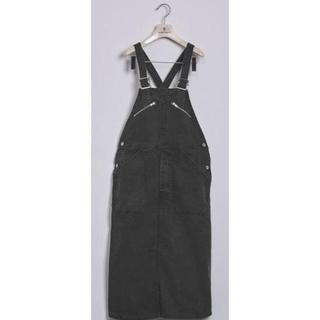 ユナイテッドアローズ(UNITED ARROWS)の新品タグ付 DANTONオーバーオールスカート(その他)
