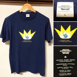 スクウェアエニックス(SQUARE ENIX)の限定 ドラゴンクエスト ライブスペクタクルツアー 勇者スライム Tシャツ(Tシャツ/カットソー(半袖/袖なし))