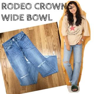 ロデオクラウンズワイドボウル(RODEO CROWNS WIDE BOWL)の値下げ!rodeo crowns standard one ボーイズ(デニム/ジーンズ)