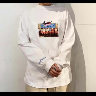 carne bollente 長袖Tシャツ ロンT