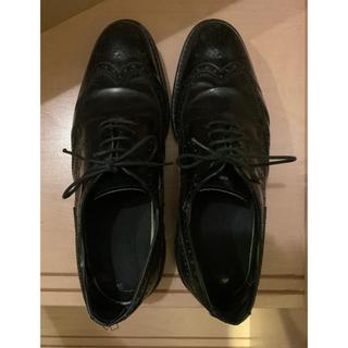 プラダ(PRADA)のGIORGIO ARMANI 短靴 シャークソール(ドレス/ビジネス)