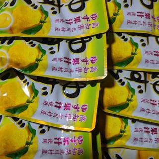 LION - ゆずグミ キャンデー10個