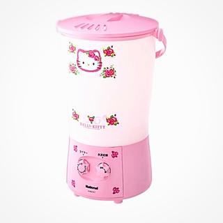 Panasonic - 洗濯機・電気バケツ [National N-BK2]・ハローキティ