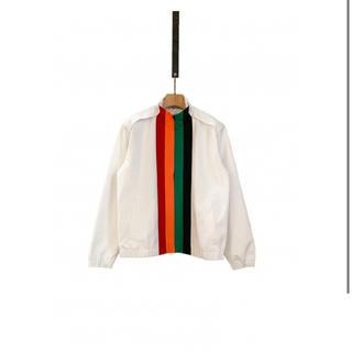 ジョンローレンスサリバン(JOHN LAWRENCE SULLIVAN)のxander zhou  20ss zip up jacket(ブルゾン)