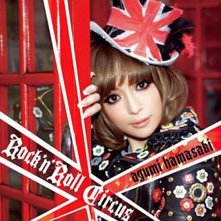 rock'n'roll circus 浜崎あゆみライブ。サイン(ミュージシャン)