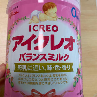 グリコ - アイクレオミルク
